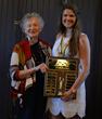 Margaret Scalise is Awarded the Keith Lane Scholarship