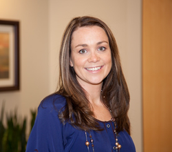 Melissa Sarver, head of managed services