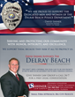 Shiner Law Group Stands up in Support of Delray Beach Police Department