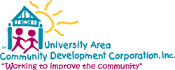 The University Area Community Development Corporation, Inc. (UACDC) is a 501(c)(3) public/private partnership whose mission is children and family development, crime prevention and commerce growth.