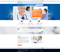 National Healthcare Providers Showcases Expanded Business Model  with Launch of New Website