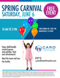Center for Autism and Related Disorders Hosts Spring Carnival in Bakersfield on Saturday, June 6