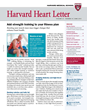 Strength training improves heart health, from the June 2015 Harvard Heart Letter