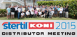 Stertil-Koni Reports Record Results in 2014, Awards Honors to Top...