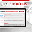 Technology Evaluation Centers (TEC) Launches New Online Software Shortlist Application