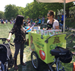 ChopChop to hand out healthy recipes and snacks from a cargo bike this summer