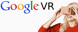 Google Virtual Reality at IMMERSION 2015 in Paris this September