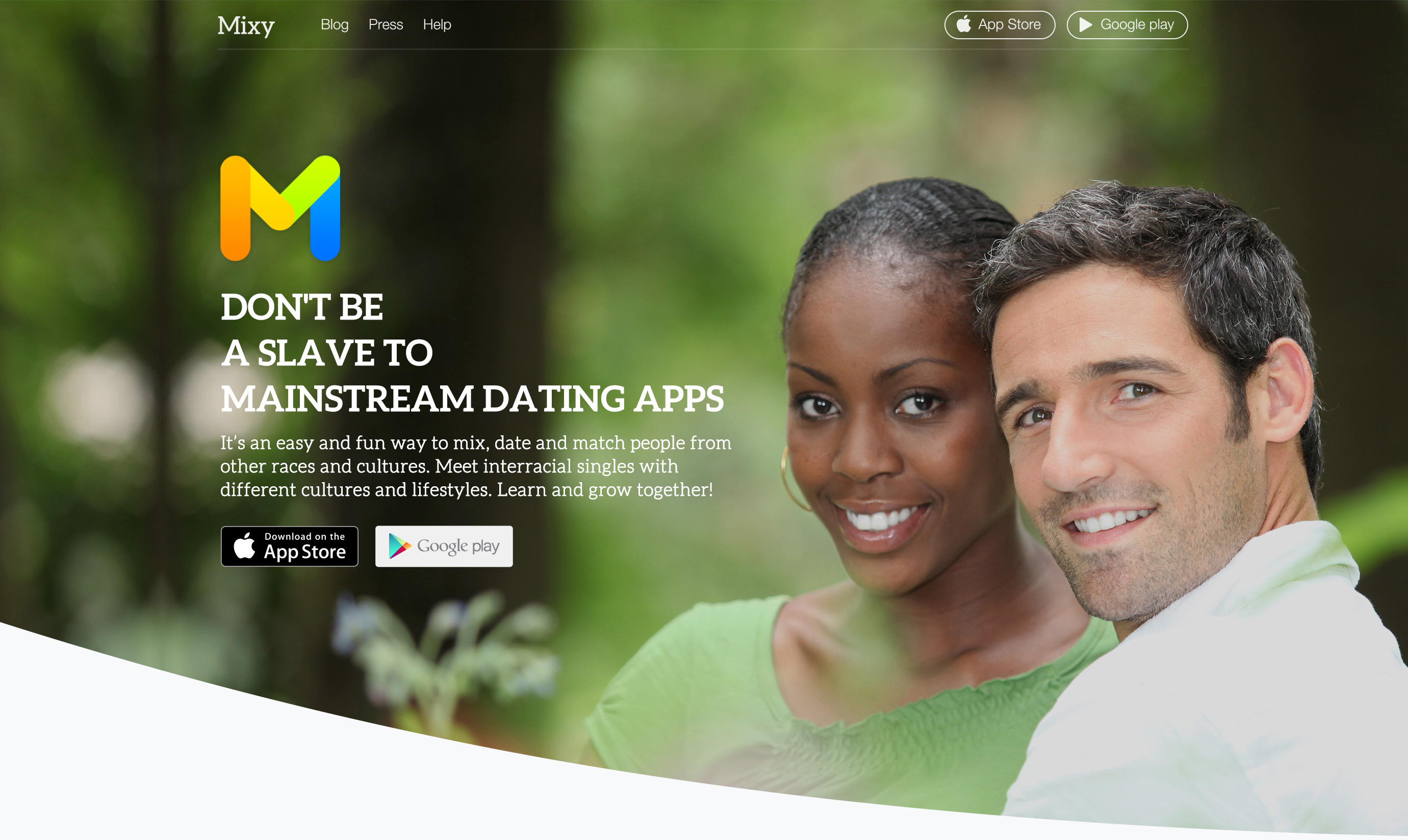 interracial dating articles 2015 Interracial relationships are a majority 61% approve of interracial marriage and 93% favor multiracial dating aja frost is a senior at cal poly.