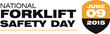 National Forklift Safety Day Focuses on Safety, Training and Injury Prevention