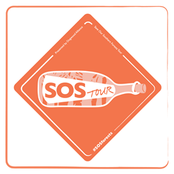 SOS Forest Tour logo