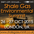 Join the Debate on Exploratory Fracking in the UK at the 2015 Shale Gas Environmental Summit