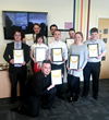 Autonet's Class of 2015 Complete Their Traineeship