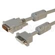 L-com Introduces Panel Mount DVI-D Cable Assemblies