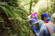 Join a group hike with family and friends