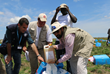SkyLIFE Technology and World Food Program Successfully Conduct First Airdrop of Fortified Cooking Oil in South Sudan.