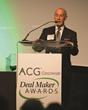 Michelman wins Deal Maker of The Year from ACG Cincinnati 2015