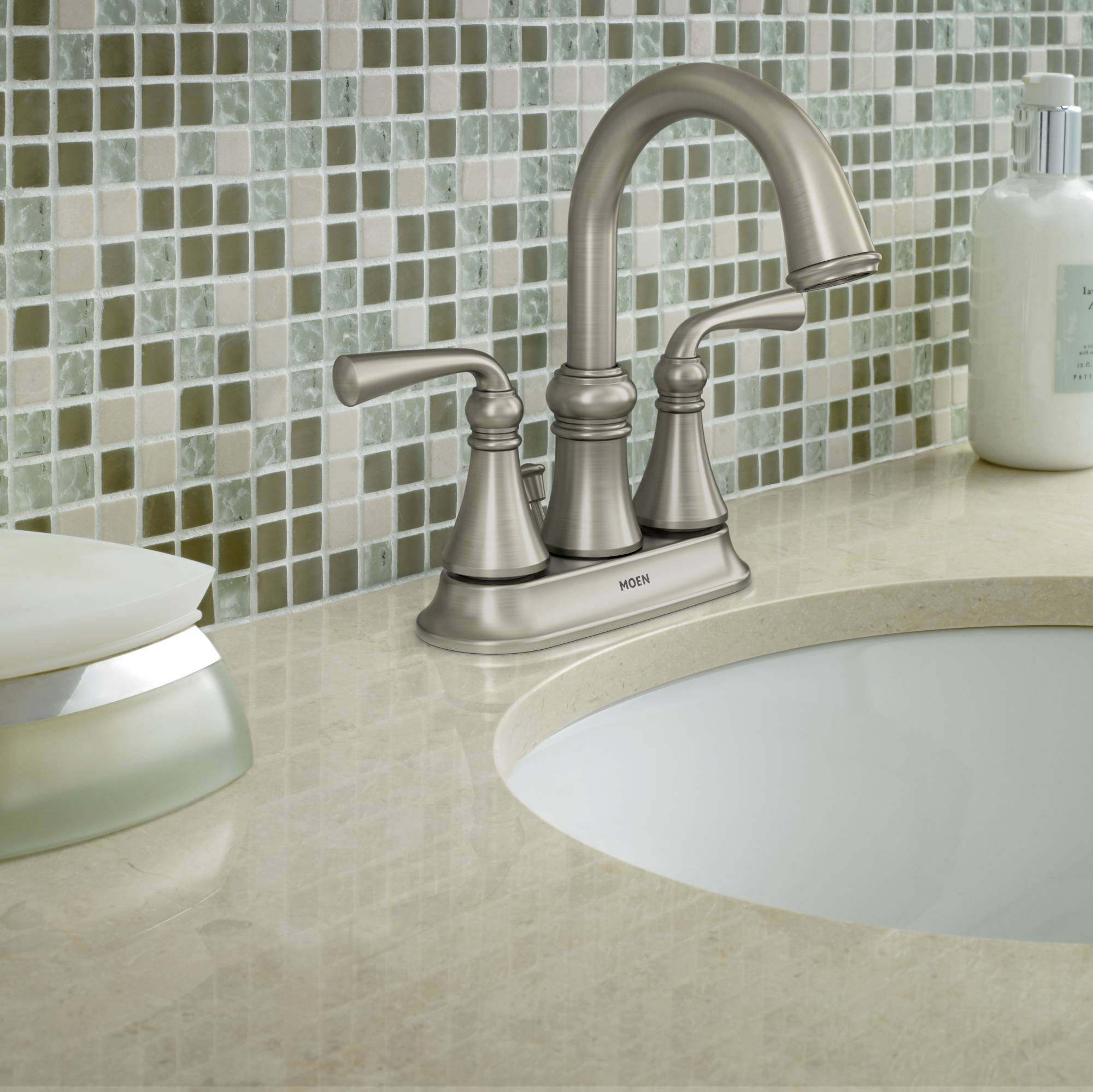 Consumers Have More Options in the Bath with New Moen® Faucets