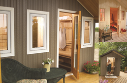 Finnleo Patio and Metro Series Sauna