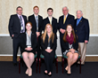 Participants in the 2015 National Financial Plan Competition with IARFC Board Members
