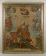 18th C. Spanish School Religious Painting