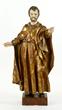18th C. Italian Santos Figure