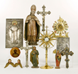 Various Religious Items