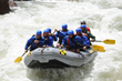 Arkansas River rafting trips through the Royal Gorge.