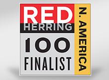 iCharts 2015 Red Herring Top 100 North America Award Finalist