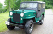 4WD Willys Jeep Rally WARN winches Super swampers