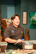 "Chef Ming Tsai at Clarke's 2015 ""An Evening to Remember."""