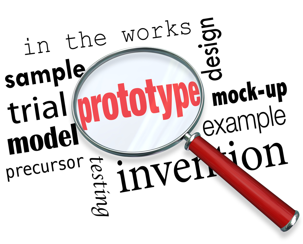 World patent marketing 39 s prototyping division expanding in for Product design prototype
