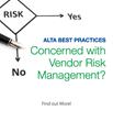 PYA White Paper Explains How Lenders' Vendor Risk-Management Programs Can Benefit from ALTA Best Practices