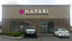 Hapari factory outlet store