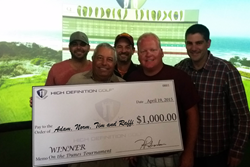 HD Golf Sponsored Tournament Winners