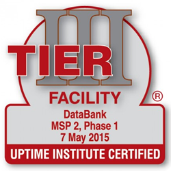 DataBank Receives Uptime Institute Build Certification for Minnesota Data Center