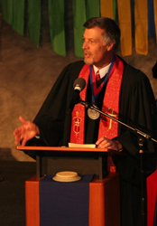 Bishop Mark J. Webb, Upper New York Area of The United Methodist Church