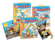 2-in-1 3D Puzzles