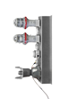 Explosion Proof Signal Light with Audible Horn and Two LED Lights