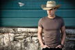 Country Artist Dustin Lynch is performing at Carmus Jamboree 2015 USA Festival Aug 14.