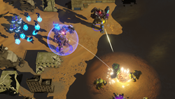 Stardock and BonusXP Launch Sci?Fi RTS Servo into Early Access