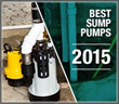 Sump Pumps Direct Announces Best Sump Pumps 2015