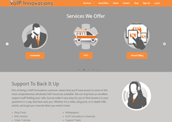 New VoIP Innovations Site Launched
