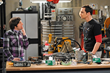 Simon Helberg (left) and Jim Parsons star in the hit comedy The Big Bang Theory, which returns to CBS for its ninth season Mondays 8/7c this fall and airs five nights a week in syndication.