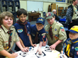 Perfect Match: RAFT Hands-on Learning and BSA STEM Nova Awards Program