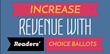 Make Money More Easily and Efficiently WIth Readers' Choice Ballots: Shweiki Media Printing Company Presents Effective Strategies From Publishing Industry Experts