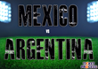 Mexico vs Argentina Tickets at AT&T Stadium Tuesday September 8th...