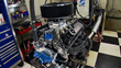 PowerNation TV Engine Power Black and Blue Stage 2 347 Ford