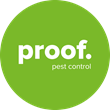 Proof. Pest Control-Now Offering 100% Organic Pest Control in Southeast Michigan