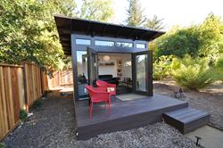 10' x 12' Backyard Studio Shed