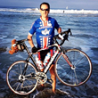 Barry Haarde Cycles 4,000 Miles Across the USA for Hemophilia
